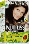 dm-drogerie markt Nutrisse Haarfarbe Dunkelbraun - Espresso 30, 1 St