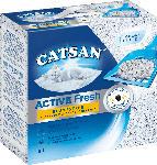 dm-drogerie markt CATSAN Katzenstreu, Active Fresh, Klumpstreu