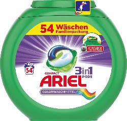 ARIEL Colorwaschmittel 3in1 PODS Compact