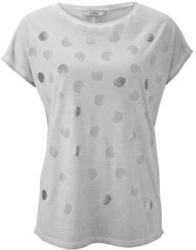 Shirt mit Paillettenbesatz