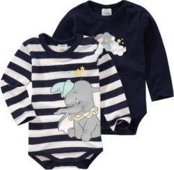 2 Dumbo Langarmbodys