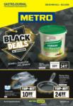 METRO Black Deals Gastrojournal - nur für Gewerbetreibende - bis 28.11.2018