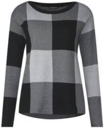 Karo-Style Pullover