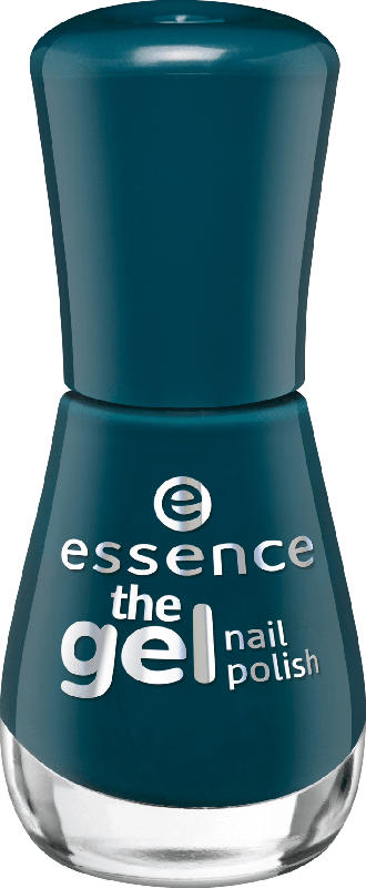 essence cosmetics Nagellack the gel nail polish blau 105