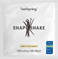 foodspring Shape Shake Vanille