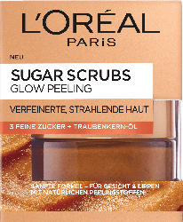 L'ORÉAL PARIS Peeling Sugarscrubs Glow