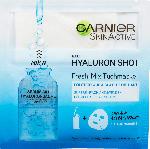 dm-drogerie markt Garnier Skin Active Tuchmaske Fresh Mix Hyaluron