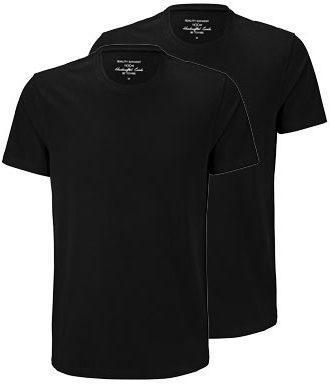 2 T-Shirts mit Rundhalsausschnitt