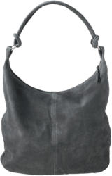 Damen Wildledertasche mit Reißverschluss