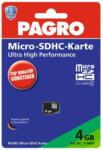 PAGRO DISKONT PAGRO Micro-SDHC Speicherkarte 4 GB
