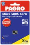 PAGRO DISKONT PAGRO Micro-SDHC Speicherkarte 8 GB