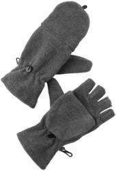 Damen Fleece-Handschuhe mit Kappe