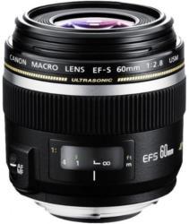 Objektiv EF-S 2,8/60 MAKRO USM 0284B007