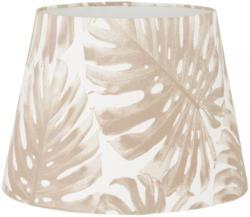 Leuchtenschirm Phil in Weiß