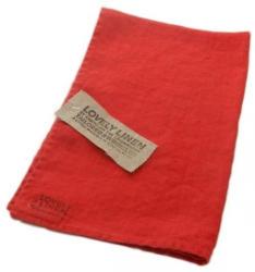 Lovely Linen Tischläufer - Real Red