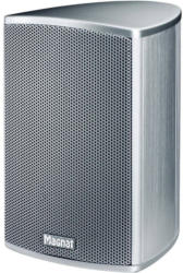 Magnat Needle Alu Sat Argent Regallautsprecher Silber 70 W 75 Hz -
