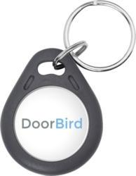DoorBird 4260423860605 IP-Video-Türsprechanlage Transponder 10fach
