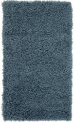 Hochflorteppich Bono in Blau ca. 100x150cm