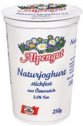 ALPENGUT Naturjoghurt stichfest