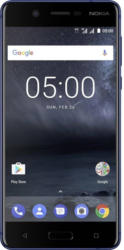 Nokia 5 Smartphone Dual-SIM 16 GB 13.2 cm (5.2 Zoll) 13 Mio. Pixel