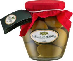 Grüne Riesen Oliven