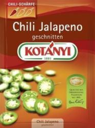 KOTÁNYI Chili Jalapeno geschnitten