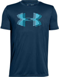 Under Armour Tech Big Logo Solid Tee