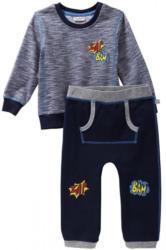 Baby-Jungen-Set mit Känguru-Tasche, 2-teilig