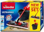 dm Vileda Ultramax Complete Set mit dreiteiligem Stiel