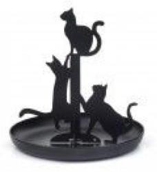 Schmuckhalter Katzen