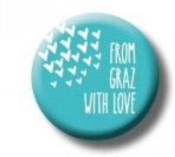 Magnet from Graz with love