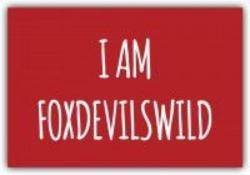 Magnet Iam Foxdevilswild