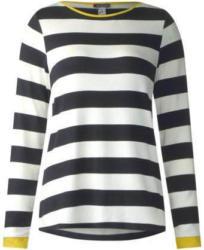Lässiges Streifen Shirt