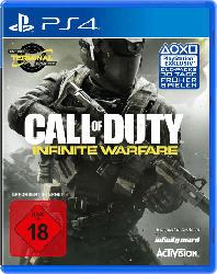 PlayStation 4 Spiele - Call of Duty®: Infinite Warfare (Standard Edition) [PlayStation 4]