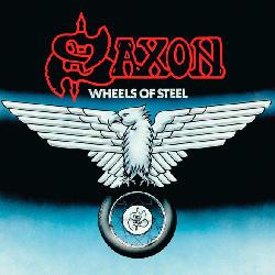 Hardrock & Metal CDs - Saxon - Wheels of Steel [CD]