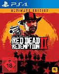 Media Markt PlayStation 4 Spiele - Red Dead Redemption 2 (Ultimate Edition) [PlayStation 4]