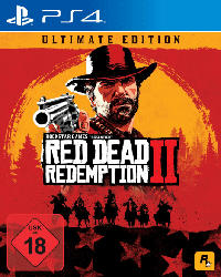 PlayStation 4 Spiele - Red Dead Redemption 2 (Ultimate Edition) [PlayStation 4]