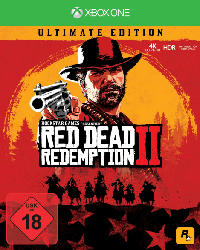Xbox One Spiele - Red Dead Redemption 2 (Ultimate Edition) [Xbox One]