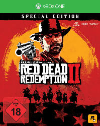 Xbox One Spiele - Red Dead Redemption 2 (Special Edition) [Xbox One]