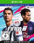 Media Markt Xbox One Spiele - FIFA 19 Champions Edition (Nur Online) [Xbox One]