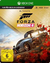 Xbox One Spiele - Forza Horizon 4 - Ultimate Edition [Xbox One]