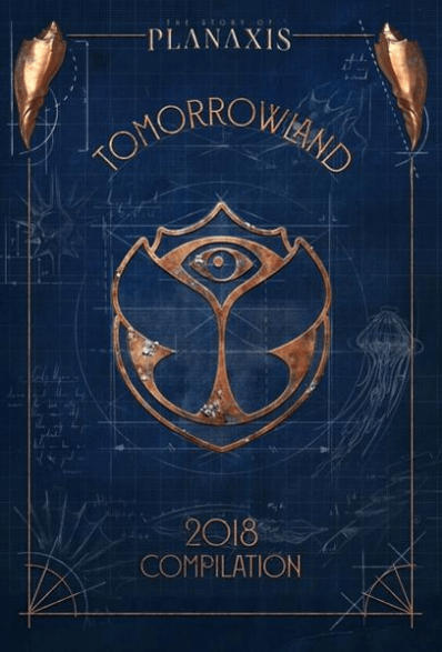 Dance & Electro CDs - VARIOUS - Tomorrowland 2018:The Story Of Planaxis [CD]