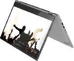 Media Markt 2in1 Convertibles - LENOVO YOGA 530-14IKB, Convertible mit 14 Zoll Display, Core™ i5 Prozessor, 8 GB RAM, 256 GB SSD, UHD Grafik 620, Mineral Grey