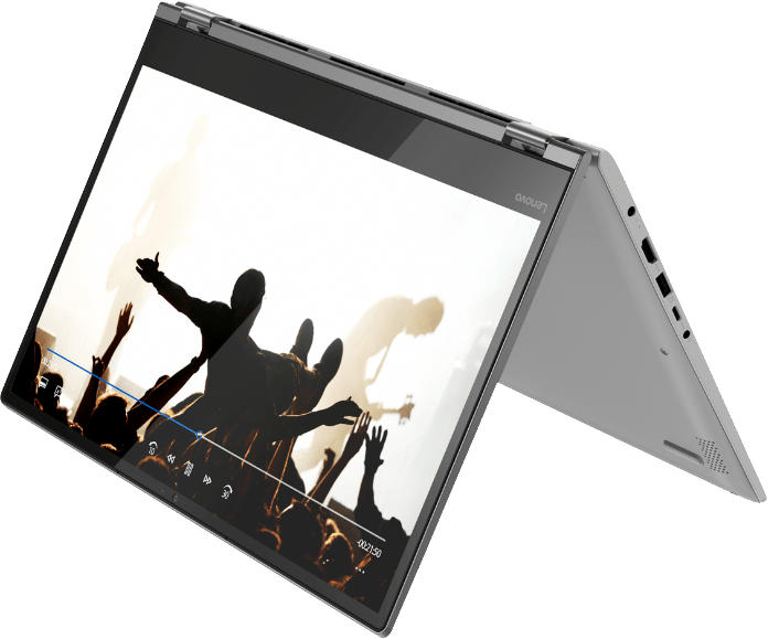 2in1 Convertibles - LENOVO YOGA 530-14IKB, Convertible mit 14 Zoll Display, Core™ i5 Prozessor, 8 GB RAM, 256 GB SSD, UHD Grafik 620, Mineral Grey