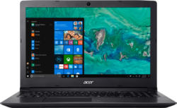 Notebooks - ACER Aspire 3 (A315-53G-55TL), Notebook mit 15.6 Zoll Display, Core™ i5 Prozessor, 4 GB RAM, 1 TB HDD, GeForce® MX130, Schwarz