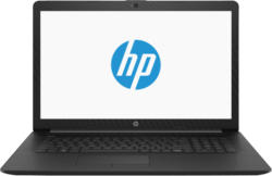 Notebooks - HP 17-by0302ng , Notebook mit 17.3 Zoll Display, Celeron® Prozessor, 8 GB RAM, 1 TB HDD, Intel® UHD-Grafik 600, Schwarz