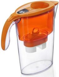 LAICA J433H Filterkanne Orange 2,3 Liter