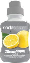 SodaStream Zitrone ohne Zucker 500ml Zitrone Limette 1020126490, Sirup
