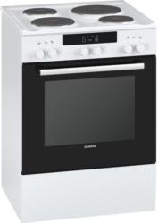 Siemens HH421210 Standherd iQ100 60cm Standherd Weiß