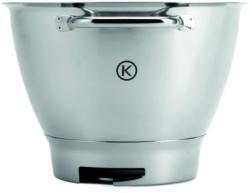 Kenwood KAT 711SS Edelstahlschüssel  Schüssel zu Titanium Chef , 4,6 Liter KVL7320S